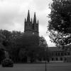 Kirche und Klaussurgebäude