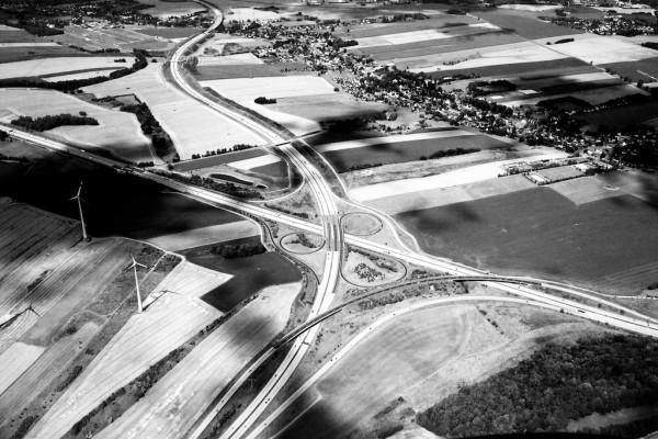 Autobahn Dreieck